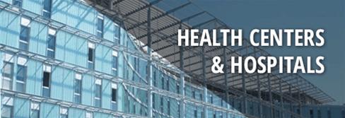 Health Centers & Hospitals