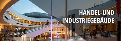 Handel-und industriegebäude